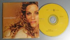 MADONNA (CD Single)  FROZEN