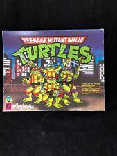 Teenage Mutant Ninja Turtles Deluxe Play Set Colorforms 1990