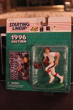 1996 STEVE YOUNG - Starting Lineup - San Francisco 49ers - w/protective dome