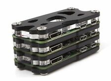 Triple Stack Zero Case for the Raspberry Pi Zero 1.2, 1.3 and Zero-W ~ C4Labs