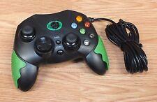 Pelican (PL-2053) Black Wired Controller For Original Xbox Console **READ**