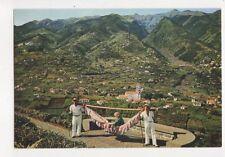 Madeira Passeando de Rede Pico dos Barcelos Postcard 722a