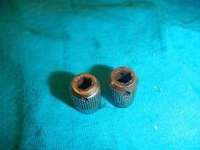 EXHAUST HEADER PIPE MOUNT NUTS 1976 76 YAMAHA TT500 TT 500 XT