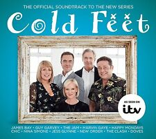 COLD FEET SOUNDTRACK TO THE NEW SERIES 2CD ALBUM SET (September 16th 2016)