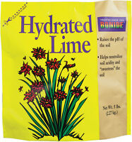 Bonide  Hydrated Lime  5 lb.