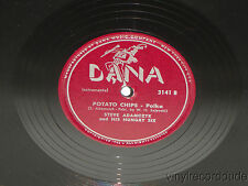 STEVE ADAMCZYK & HIS HUNGRY SIX Potato Chips Polka / Going To Town 78 Dana 3141
