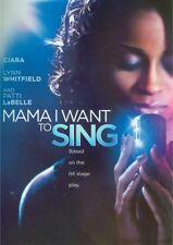 Mama I Want to Sing! (DVD, 2012) - Brand NEW