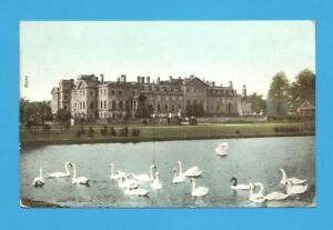 Welbeck Abbey, Nottinghamshire. Postcard.