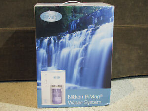 NIKKEN PIMAG WATER SYSTEM #1356 - NEW IN BOX