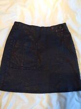 All Saints Skirt - size 8 - Black ** new  ************ ALLSAINTS