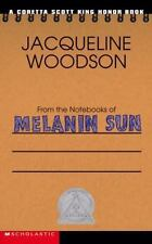 From The Notebooks Of Melanin Sun Woodson, Jacqueline Mass Market Paperback Book