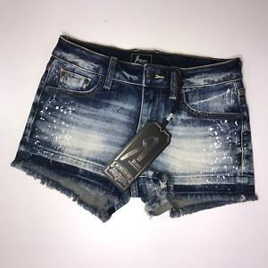 Remix by Rock Revival H113 Women's Shorts