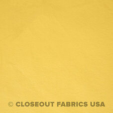 """VINYL FABRIC FAUX LEATHER FABRIC PLEATHER UPHOLSTERY FABRIC - 31 COLORS - 54""""W"""