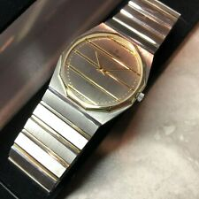 Concord Mariner SG Men's Watch - 15 81 115 Quartz 33mm - 18K And Stainless