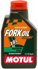 MOTUL FORK OIL OLIO FORCELLE MEDIUM 10W EXPERT SEMISINTETICO MOTO TRIUMPH