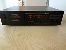 Nakamichi DR-3 Cassette Deck Excellent working & cosmetic condition New Belts