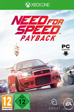 Need for Speed Payback - Xbox One Game Digital Code - Global