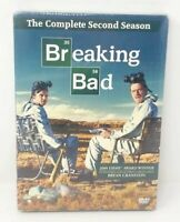 Breaking Bad: The Complete Second Season 2 (DVD, 2010, 4-Disc Set) - BRAND NEW