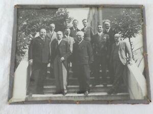 Photo - LISBONNE 1935 Institut superieur de science economique et finance