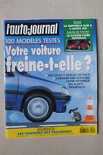 L AUTO JOURNAL - BIMENSUEL N° 20 - 15 NOVEMBRE 1991 *