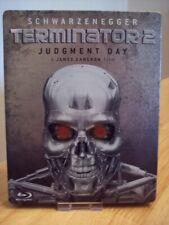 Terminator 2 - Judgment Day Blu-ray Steelbook Arnold Schwarzenegger