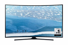 "SAMSUNG 55"" 55KU6300 CURVED 4K UHD SMART LED TV REFURBISHED"