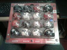 Riddell Revolution Pocket Size NFL AFC Conference Set Helmets