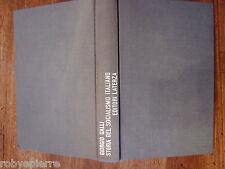 Giorgio Galli STORIA DEL SOCIALISMO ITALIANO Editori Laterza 1980 copertina dura