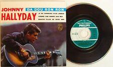 Johnny HALLYDAY (CD single)  DA DOU RON RON   MERCURY 1211438 Edt Code Barre
