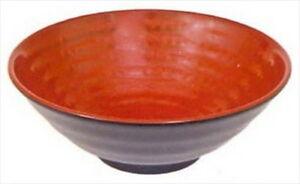 Red Melamine Large Serving Soup Bowl 9.5in #610M-BR S-2381