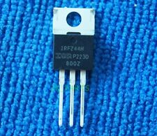 10 x NEW IRFZ44N IRFZ44 Power MOSFET N-Channel 49A 55V TO-220 IR