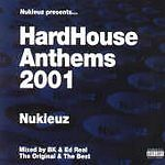 Hardhouse Anthems 2001 [PA] by Various Artists (CD, Feb-2001, Emi/Virgin) 2Disc
