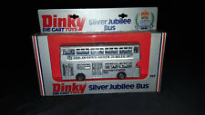 Dinky Toys Silver Jubilee Commemorative  London Bus