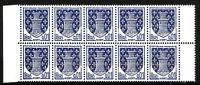 France Bloc de 10  n° 1351A Neuf  ★★ luxe   1962