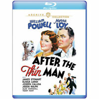 AFTER THE THIN MAN (1936) Blu Ray NEW William Powell, Myrna Loy NICE!