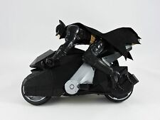 Tyco R/C Radio Control BatCycle BATMAN The Dark Knight 27MHz 2007 Mattel M6337