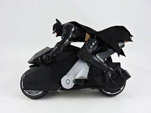 Tyco R/C Radio Control BatCycle BATMAN The Dark Knight 27MHz 2007 Mattel M6337