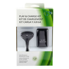 USB PLAY CHARGING CABLE CHARGER FOR XBOX 360 WIRELESS GAME CONTROLLER FANTASTIC