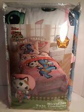 New Disney Junior Sheriff Callie's Wild West Twin Comforter girls bedding