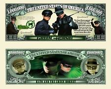 Green Hornet - TV Series 1966-1967 Million Dollar Novelty Money
