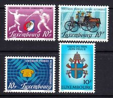 Luxembourg 1071-1074 MNH Yv = 4,95 Euro vo1061