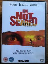 I'm Not Scared DVD aka Io Non Ho Paura ~ 2003 Italian Kidnap Crime Drama Movie
