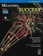 FJH Music Measures of Success Clarinet Book 1
