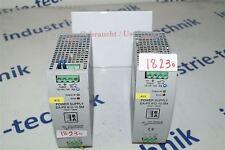 EA DC power PS 812-10 SM Unité réseau Bloc d'alimentation DIN 12 VDC 10 A