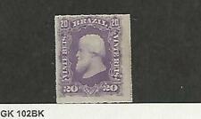 Brazil, Postage Stamp, #69 Mint Lh, 1878, Jfz