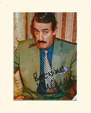 JOHN CHALLIS BOYCIE ONLY FOOLS AND HORSES PP 8x10 MOUNTED SIGNED AUTOGRAPH PHOTO