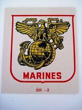 """Patriotic """"Semper Fidelis""""  """"Marines"""" Sticker *"""