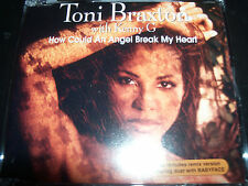 Toni Braxton How Could An Angel Break My Heart Aust 5 Track Mixes CD Single