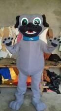 Bingo of Puppy Dog Pals Mascot Character Costume Cosplay Gray