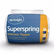 Silentnight superspring Protège-matelas grande taille protecteur